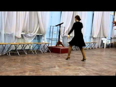 Уроки сальсы для девушек / Salsa lessons for women