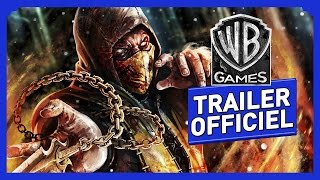 "Mortal Kombat X - Trailer Officiel ""Who"