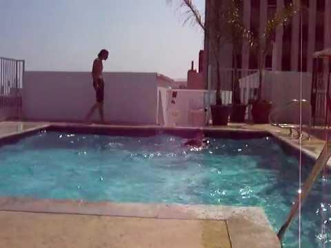 Noah James loft pool