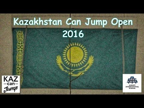 Invitation to the Kazakhstan Open 2016