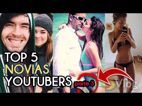 Top 5 Novias De Youtubers 3 Holasoygerman Lele Jpelirrojo