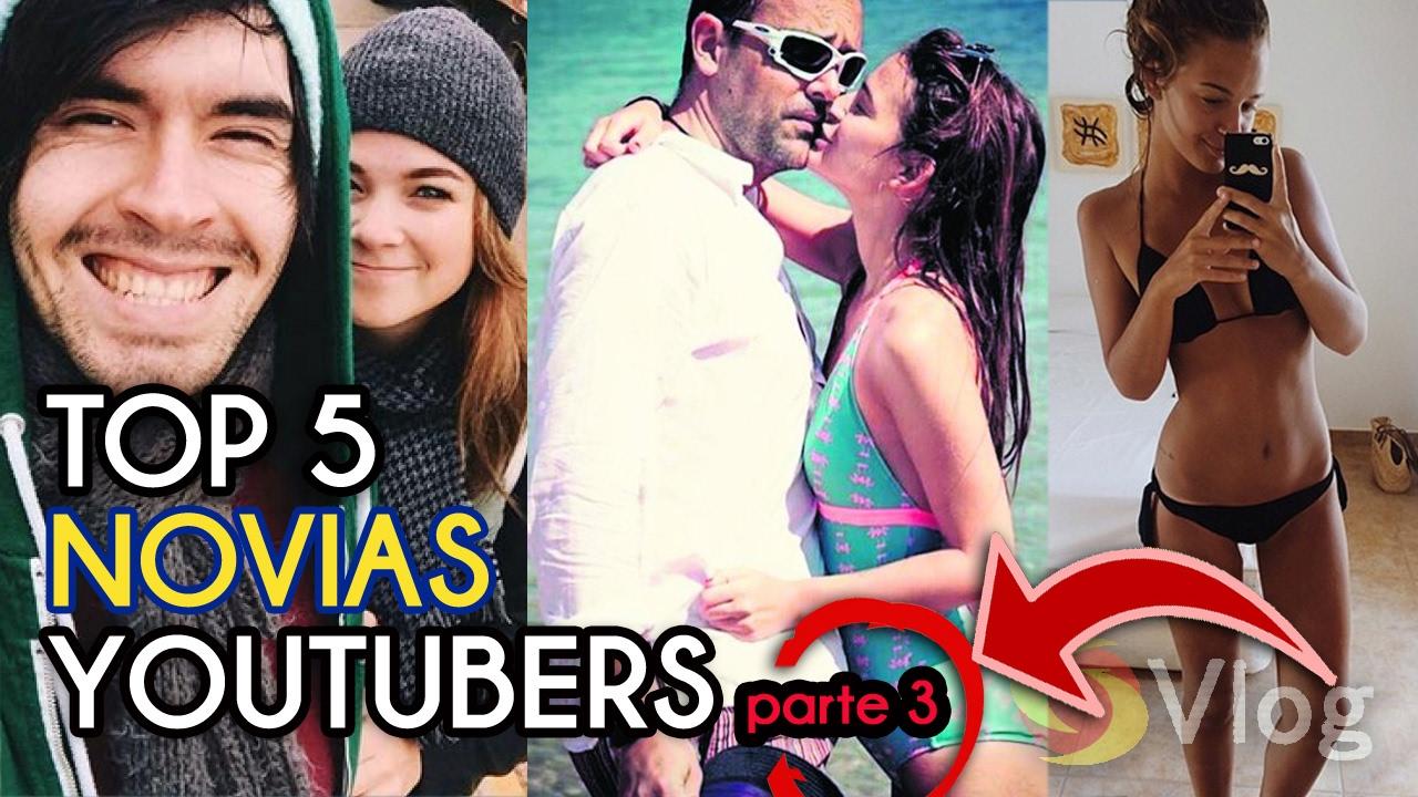 Top 5 Novias De Youtubers 3 Holasoygerman Lele Jpelirrojo Roenlared El Rincón De Giorgio