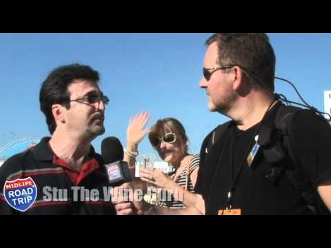 Stu on Midlife Road Trip Show