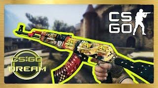 AK47 The Empress Sticker Combinations | CSGO