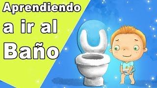 Aprendiendo a ir al Baño : Videos para aprender a ir al baño en ESPAÑOL