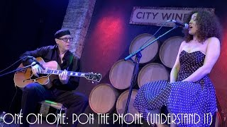 ONE ON ONE: Kendra Foster - Pon The Phone (Understand It) June 23rd, 2016 City Winery New York