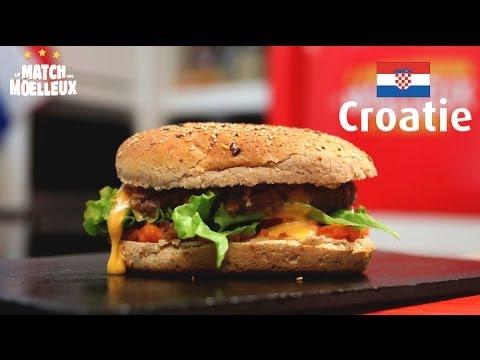 Croatie : La recette du Match des Moelleux !