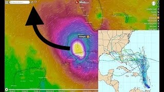 NEW Major Hurricane POSSIBLY Headed to Gulf of Mexico / Florida