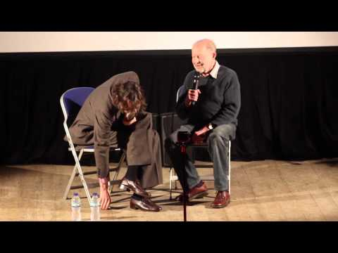 Winter Shuffle 2013: 'The Man Who Fell to Earth' Q&A with Jarvis Cocker and Nicolas Roeg