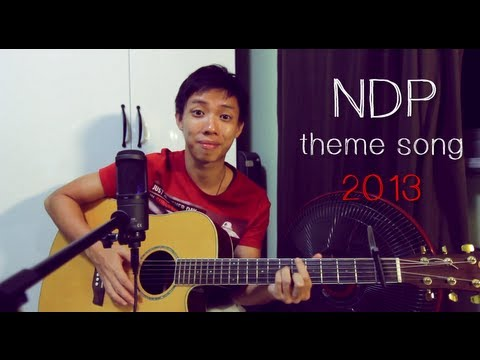 NDP 2013 Theme Song- One Singapore | Cover by Shawne