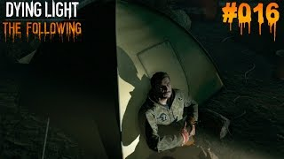 DYING LIGHT THE FOLLOWING #016 - ♥ Immer diese Rätsel! ♥  | Let's Play Dying Light (Deutsch)