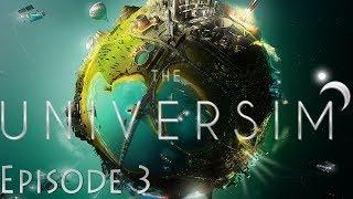 THE UNIVERSIM - A new Black & White God Game? #3