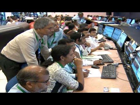 ISRO loses contact