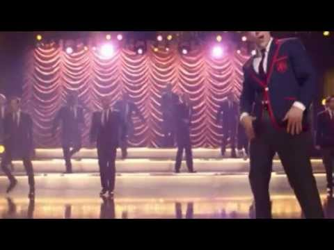 GLEE  Whistle Full Performance  Music Video