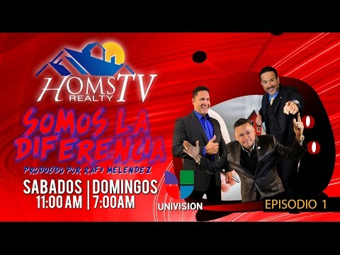 HOMS REALTY TV SHOW 1