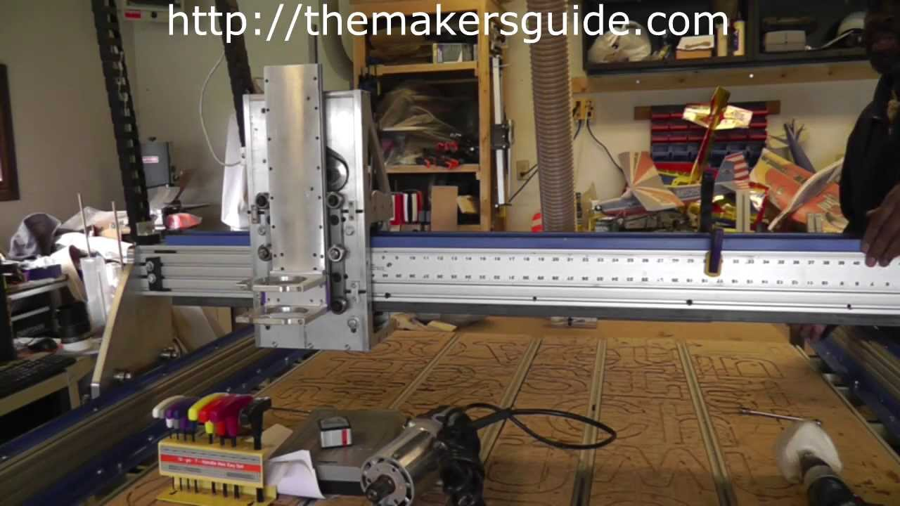 Mach3 Setting Steps Per Unit - THE MAKERS GUIDE