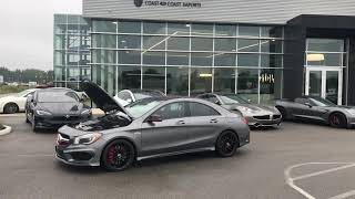 Mercedes-Benz CLA Edition 1 2013 Videos