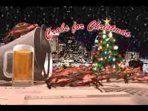 crabs for christmas animation