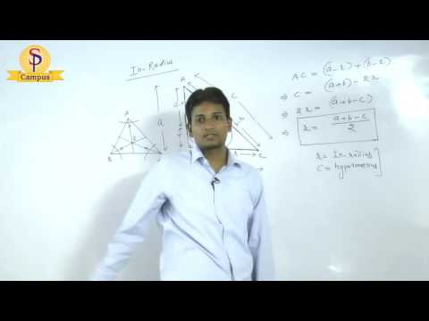 Maths by S P  Pandey Sir Geometry Right angle triangle   Part  III