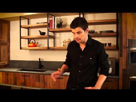 Comment agencer et optimiser une cuisine en long www m doovi for Marchand de cuisine