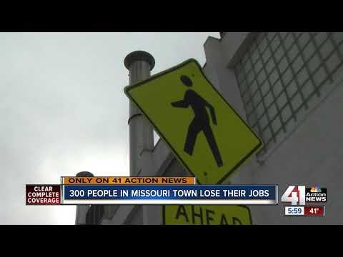 300 people in Trenton, Missouri lose their jobs