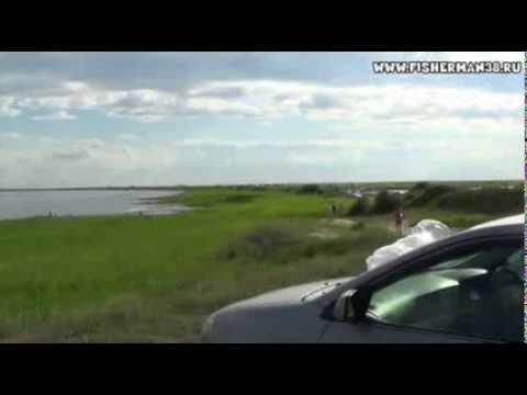 Сакское озеро. Лечебное соленое озеро в Крыму.