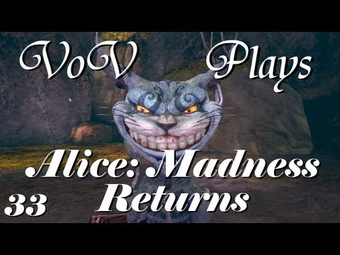 Let's Play Alice: Madness Returns! - Part 33: The Porcelain Plaything