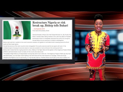 Keeping It Real With Adeola - Eps 229 (How & Why Nigeria Must Be Restructured)