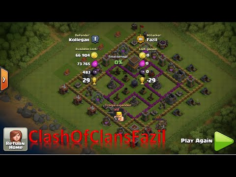 Clash Of Clans Glitch Again - Extra Troops Deployed Without Input
