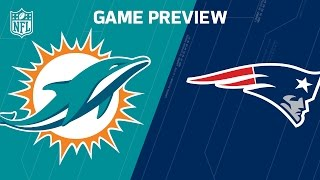 Dolphins vs. Patriots (Week 2 Preview) | Around the NFL Podcast