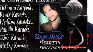 Bheegi Palkon Par Naam Tumhara Hai karaoke by Babu Mann