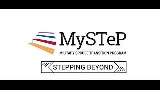 MySTeP | Stepping Beyond