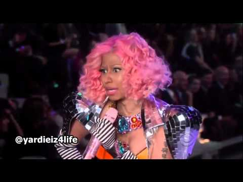 Nicki Minaj - Super Bass (Victoria's Secret Show 2011)(720p)