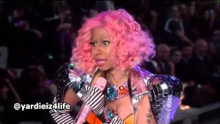 Nicki Minaj - Super Bass (Victoria