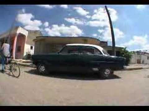 Cuba Daily Drivers 2001