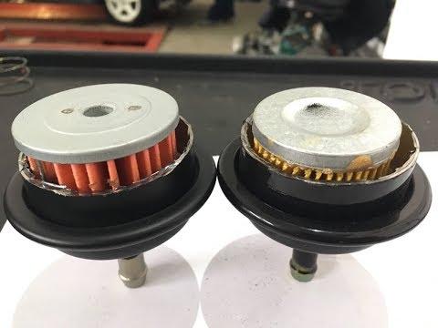 Китайский нано фильтр в АКПП Honda. Такого я еще не видел!