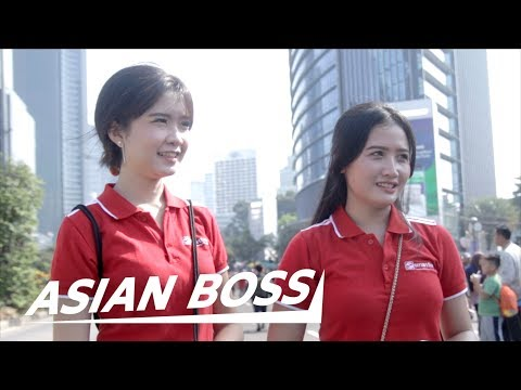 How Common Is Polygamy In Indonesia? (Street Interview) | ASIAN BOSS