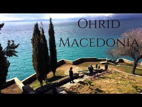 Our trip to Macedonia!!