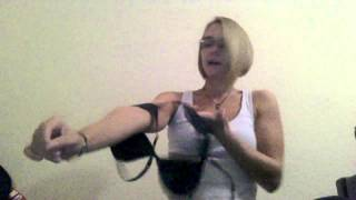 Stroke survivors how-to: putting a bra on Thumbnail