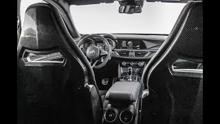 New Alfa Romeo Stelvio Quadrifoglio US Concept 2018 - 2019 Review, Photos, Exterior and Interior
