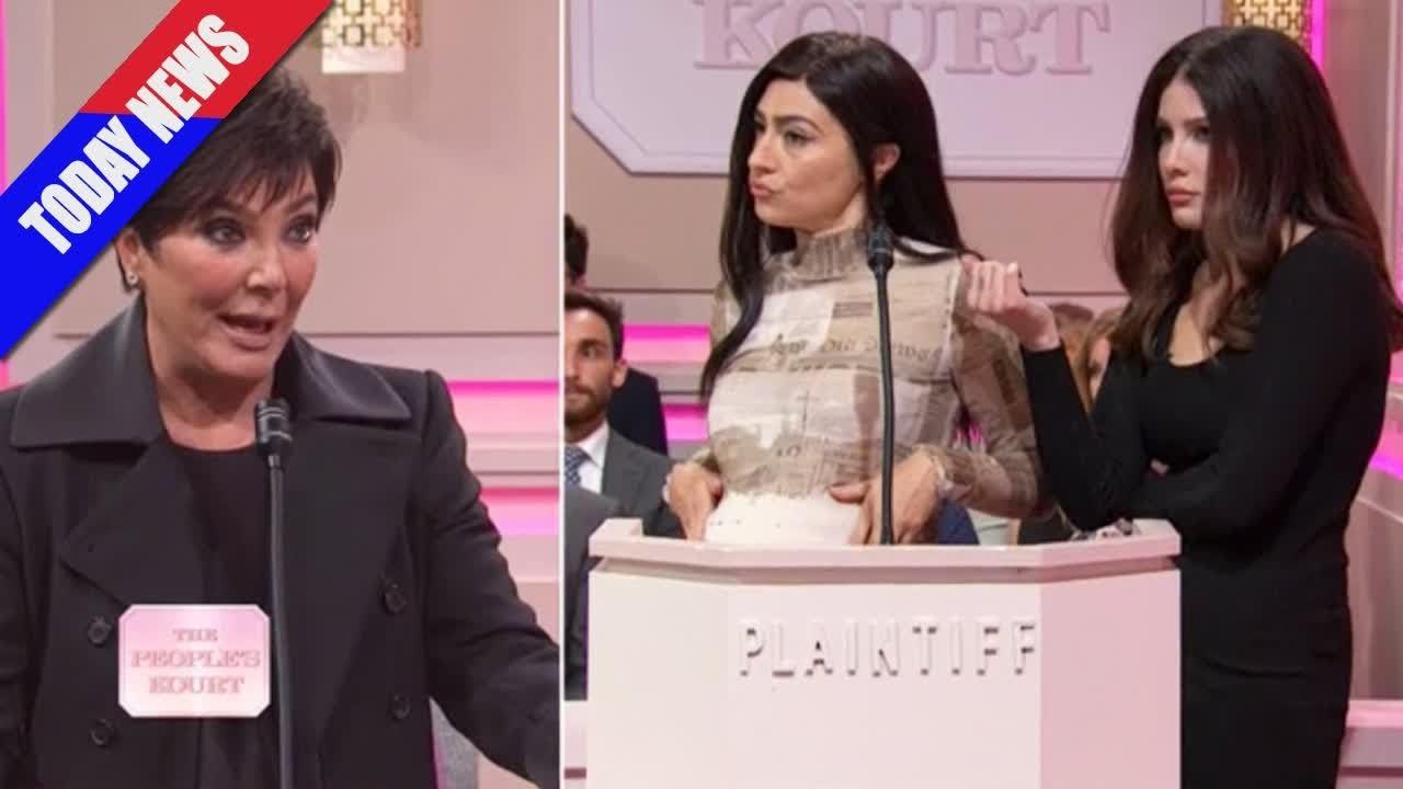 Halsey Portrayed Kendall Jenner on SNL