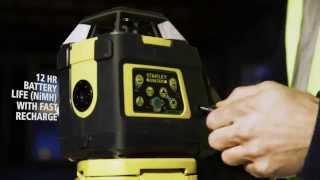 STANLEY® FATMAX® green beam laser levels