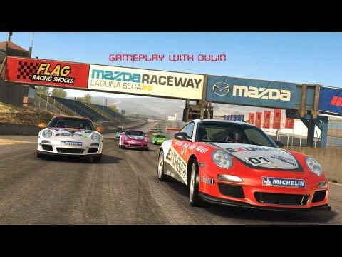 Tipy Na IOS A Android Hry By Oulin / Real Racing 3 Gameplay Part 4 CZ
