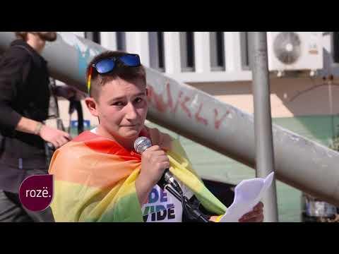 """""""Në emër të dashnisë""""- Parada e parë e komunitetit LGBTI në Kosovë"""