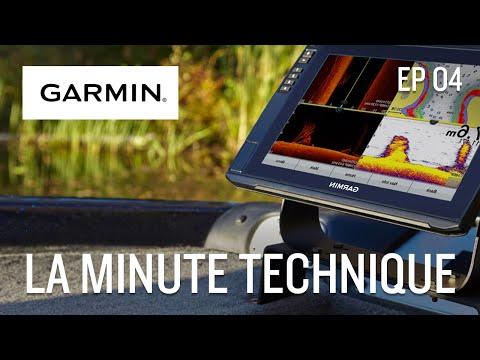 Garmin Marine Webinars : Parametrages ClearVü et SideVü