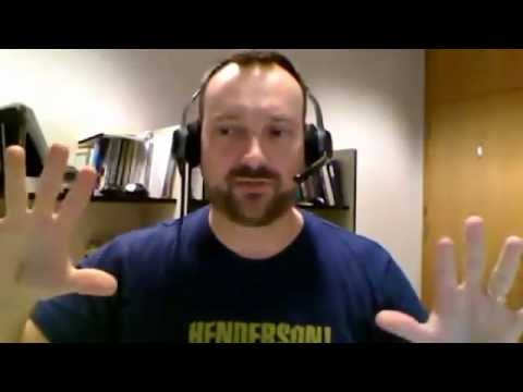 Interactive Whiteboards Part 1 - The State of Tech Video Podcast - Episode 9