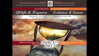 "2nd INTERNATIONAL CONGRESS ""EVOLUTION & CANCER"""