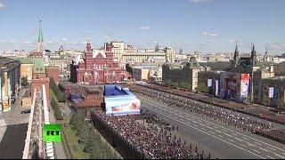 Генеральная репетиция парада Победы — LIVE