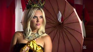 WWE Dark Carnival mit Lana