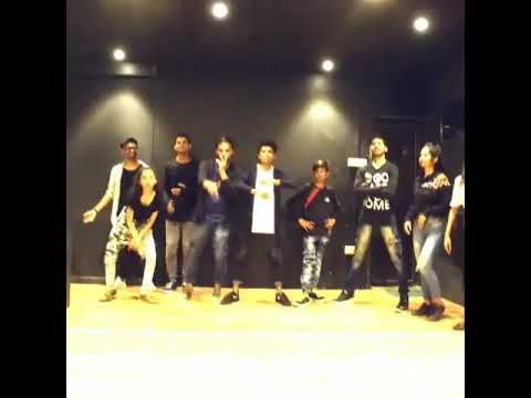 Mi Gente riddim dance (Akhil Nazeer)